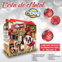 Cesta de Natal Mais Dog