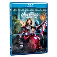 Os Vingadores Blu-Ray - Multi-Região / Reg.4
