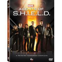 Marvel Agents of S.H.I.E.L.D. – 1ª Temporada 5 DVDS - Multi-Região / Reg.4