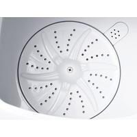 Mini Lavadora de Roupas Praxis Petit 1,2Kg Branca 220V