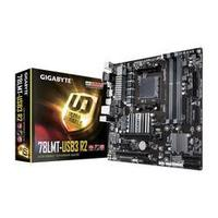 Placa Mãe Gigabyte GA 78LMT USB3 R2 DDR3 AM3+ Usb 3.1 P/ AMD