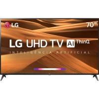 Smart TV LED 70 LG 70UM7370PSA Conversor Digital