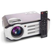 Projetor Betec LED Portátil BT940 2800Lumens e Áudio RCA Branco/Cinza