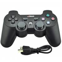 Controle sem Fio PS3 Bluetooth Dual Shock Playstation 3 Xtrad