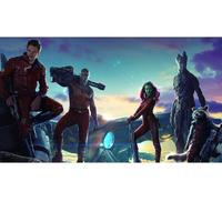 Guardiões da Galáxia - Guardians of the Galaxy Blu-Ray 3D + Blu-Ray - Multi-Região / Reg.4