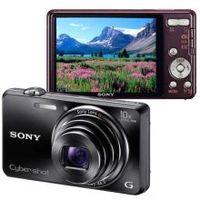 Camera Digital Sony Cyber-shot DSC-WX100 18.2MP + Cartão 8GB