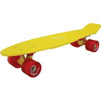 Skate Cruisers 4Fun 22 - 4 Fun Skateboards Yellow