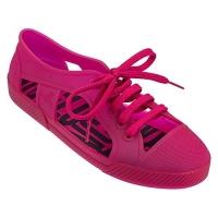 Vivienne Westwood Anglomania + Melissa Brighton Sneaker (Rosa/Preta)