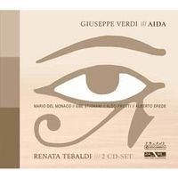 Giuseppe Verdi Aida - Digipack  Duplo Importado