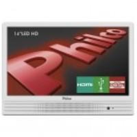 TV LED Philco 14 PH14E10DB Branco
