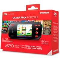 Console Dreamgear Game Handheld Max 2878
