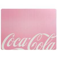 Jogo Americano e Porta-copos Coca-Cola Contemporary Rosa 4 Peças