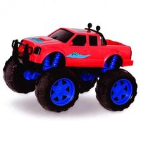 Camionete Rattam Off 4x4 Usual Plastic Vermelho Vermelho