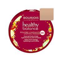 Pó Facial Bourjois Healthy Balance Poudre Unifiante Cor Hâlé Clair