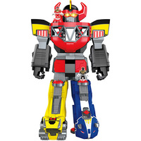 Imaginext Power Rangers Mattel Megazord
