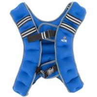 Colete Para Treinamento de Força Acte Neoprene 5Kg Azul