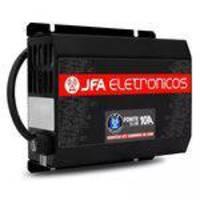 Fonte Carregador De Bateria Jfa 10a Slim Sem Display