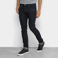Calça Jeans Skinny Rock & Soda Amaciada Masculina - Masculino