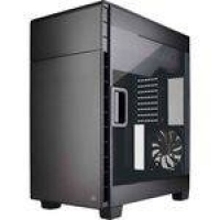 Gabinete Gamer Corsair Carbide Series 600C Clear, Full Tower, CC-9011079-WW - Preto, Sem Fonte
