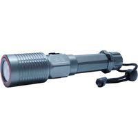 Lanterna Tática Guepardo High TEC 350 LA1000 Grafite