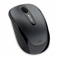 Mouse Sem fio Microsoft Mobile 3500 Preto