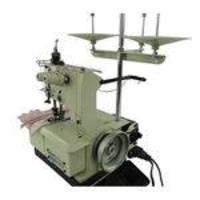 Máquina de costura Galoneira portátil Bracob ,2 agulhas 110v