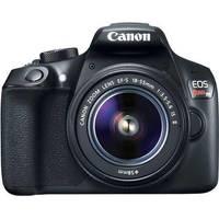 Câmera Digital Canon EOS Rebel T6 18MP Profissional 3 Full HD Wi-Fi