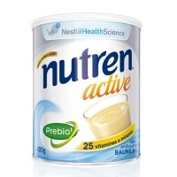 Complemento Alimentar Nutren Active Pó Baunilha Com 400g