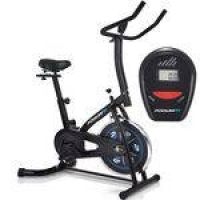 Bicicleta Ergométrica Spinning PodiumFit S100 - Silenciosa - Roda 8kg