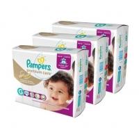 Fraldas Pampers Premium Care G Mega 120 Unidades