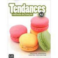 Tendances A2 - Livre de LÉlève Avec DVD-ROM - Cle International