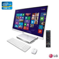 Computador LG V320MBG31P1 All-In-One Core i5 3210M 3.10GHz 4GB 500GB Windows 8 LCD 23
