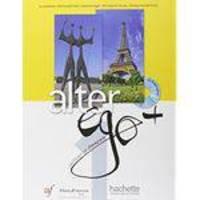 Livro Alter Ego plus 1 Livre eleve (Ed. Alianca Francesa)