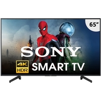 Smart TV LED 65 4K Sony KD-65X705G Conversor Digital