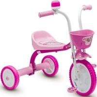 Triciclo Colli You3 Girl Feminino Rosa