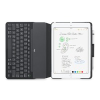 Capa Slim Folio da Logitech com teclado Bluetooth integrado para iPad