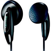 Fone de Ouvido Philips In-Ear She1360/55 Preto