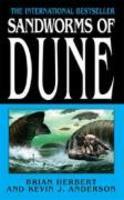 Sandworms Of Dune 1ª Edição