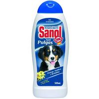 Shampoo Sanol Anti-Pulgas 500 Ml