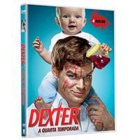 Dexter 4ª Temporada 4 DVDs - Multi-Região / Reg.4