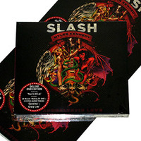 Slash Apocalyptic Love + DVD Digipack