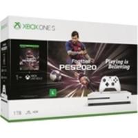 Console Xbox One S 1tb C/ Contr. S/fio C/jogo Pes 2020 Microsoft