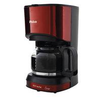 Cafeteira Philco PCF41 Vermelha e Preta