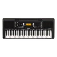 Teclado Musical Yamaha PSR-E363 Preto 61 Teclas e 574 Timbres