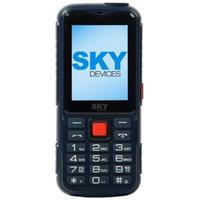 Celular Sky Devices Tank Desbloqueado Dual Chip 32MB Azul Escuro