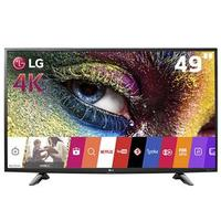 Smart TV LED 49 Ultra HD 4K LG 49UH6100