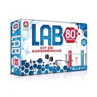 Conjunto De Atividades Kit De Experiências Jogo Lab Estrela