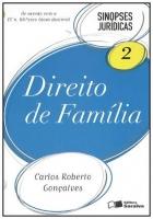 Direito de Família - Col. Sinopses Jurídicas 2 - 15ª Ed.