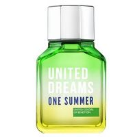 Perfume United Dreams One Summer Him Benetton Masculino Eau de Toilette 100ml