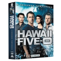 Hawaii Five-o 2ª Temporada 6 DVDs - Multi-Região/Reg 4